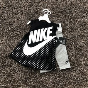💕🆕Baby Nike Set